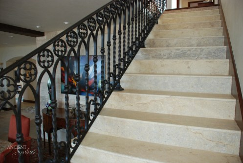Gustavian Entry Stairway copy