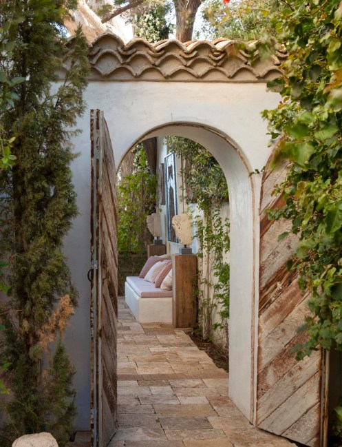 exterior doorway