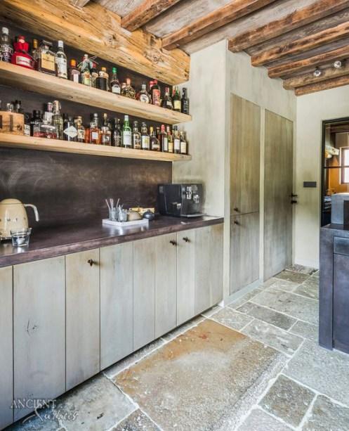 American Farmhouse Limestone Biblical Flooring