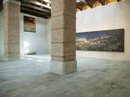 Antique Limestone Flooring Kronos