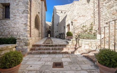 Castello di Procopio Antique Biblical Stone Walkway.jpg