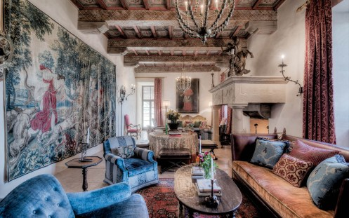 Castello di Procopio Living Room-2