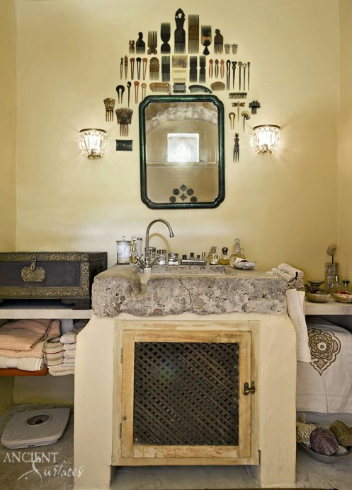 old-style-meditterrenean-bathroom-with-a-reclaimed-limestone-sink