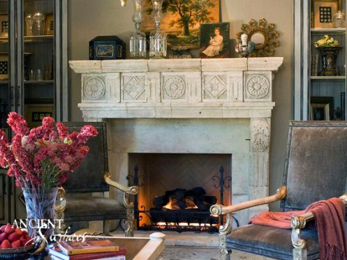 french-coutry-house-farmhouse-antique-limestone-fireplace-beautiful