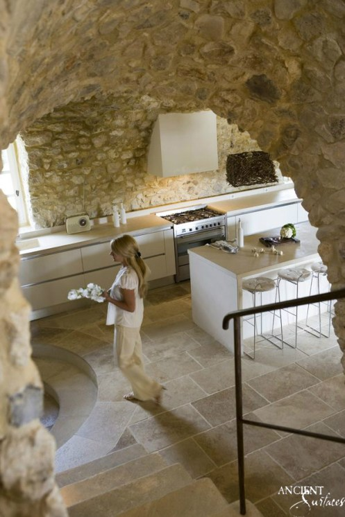 limestone-french-farmhouse-kitchen