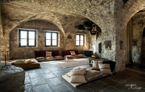 limestone-living-room-antique-farmhouse-italian