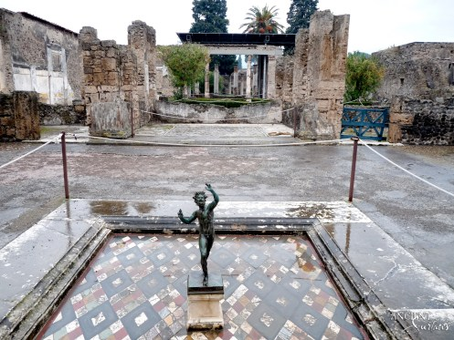 Stone in Pompeii's Bars, Taverns & Baths 2