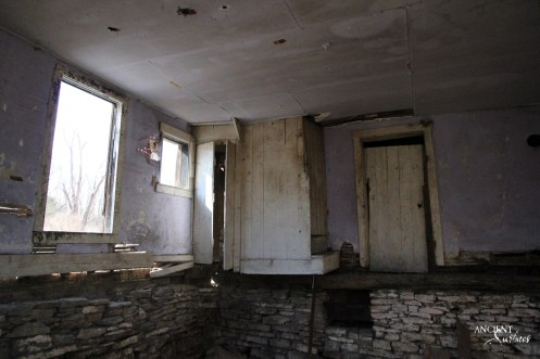 French Farmhouse Home. Restoration Process.