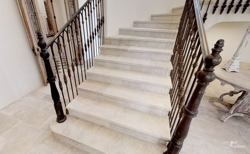 limestone-stone-stairs