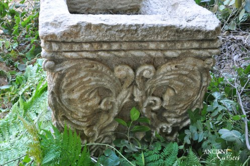 Stone-planters-limestone-old-antique-ancient-surfaces