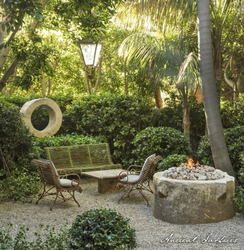 outdoor-backyard-limestone-patios-limestone-firepit