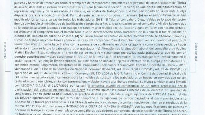 Carta documento
