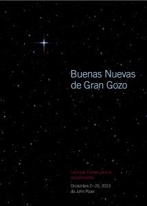 Buenas Nuevas de Gran Gozo - John Piper libro español