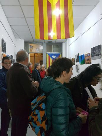 Inauguració L'Honorata i exposició fotogràfica Ciutat [B]ella, ciutat oberta.