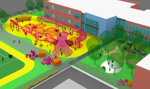 Outdoor Learning Space planned for the Ancona School