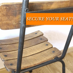 your seat