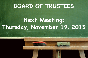 BOARD MTG.Nov 19