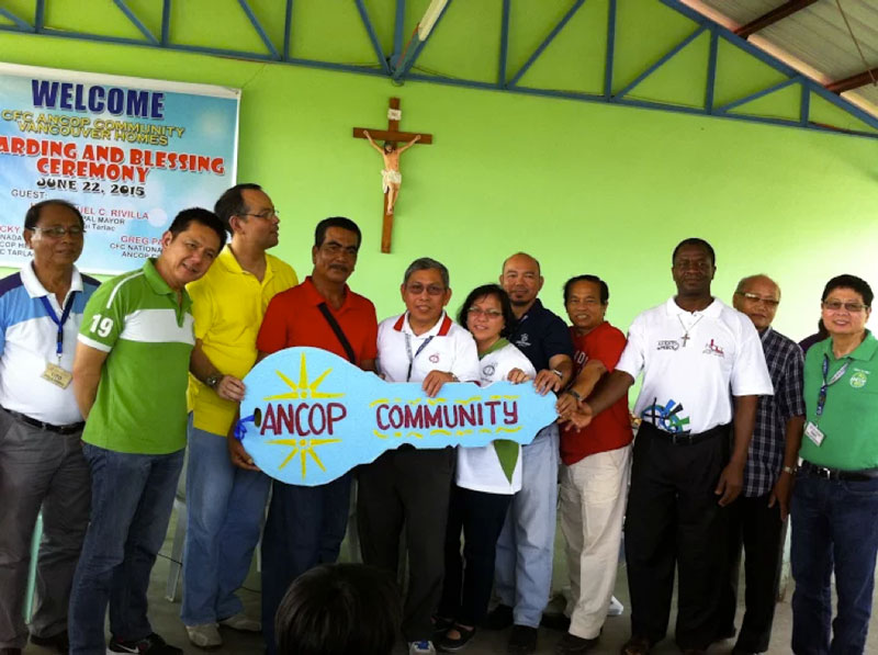 More poor families awarded decent homes in ANCOP sites