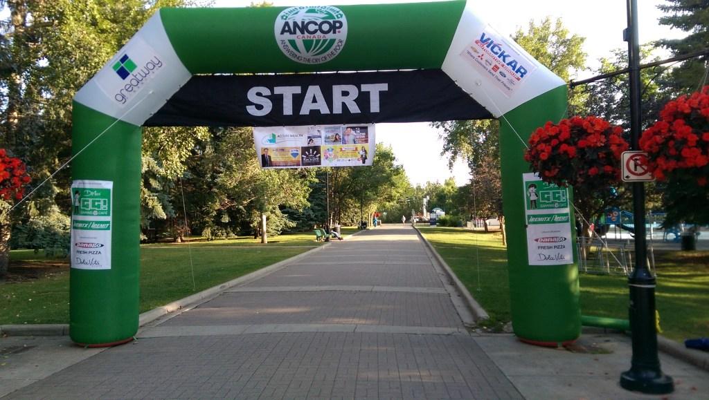 Calgary Start