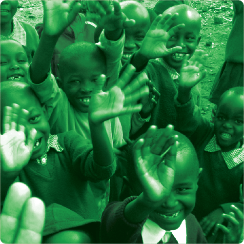 Child Sponsorship for Class of 1000 Campaign