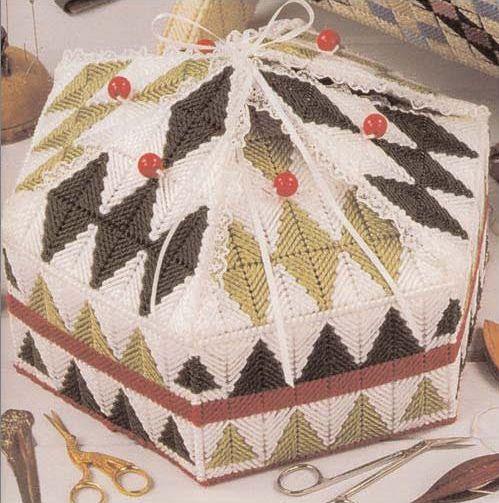 Hexagon Crafts Part 4 Paint Needlework Baking