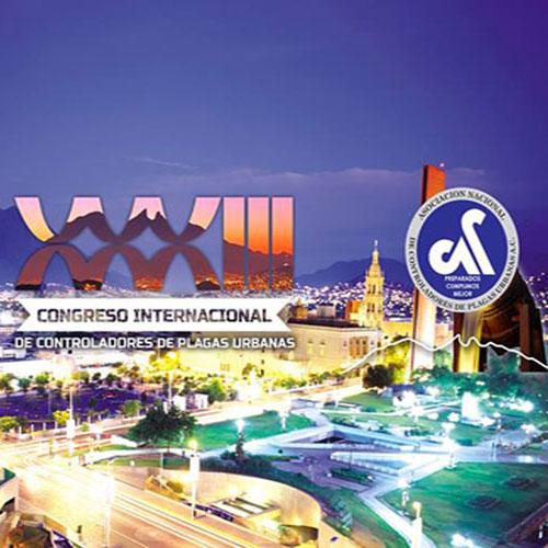 XXXIII Congreso Internacional de Controladores de Plagas Urbanas