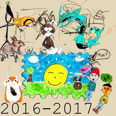 voir les dessins de l atelier 2016-2017