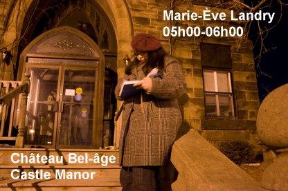 Moncton 24. Marie Ève Landry