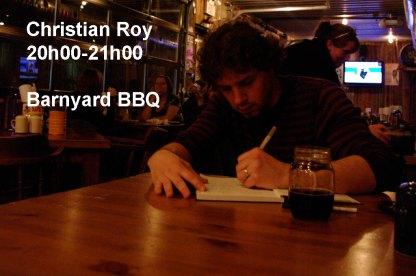 Moncton 24. Christian Roy