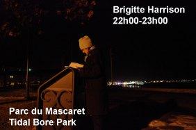 Moncton 24. Brigitte Harrison