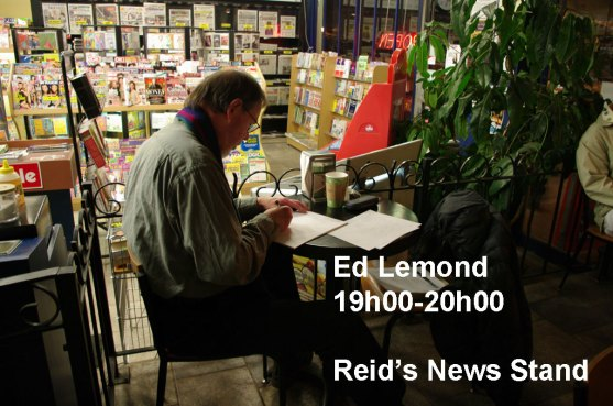 Moncton 24. Ed Lamond