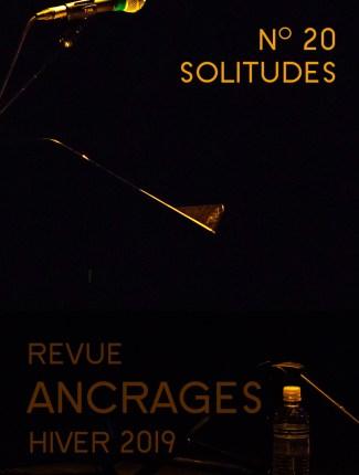 No 20. Solitudes