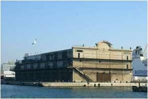 Le centre de rétention d'Arenc