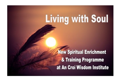 Living with Soul - postcard 1