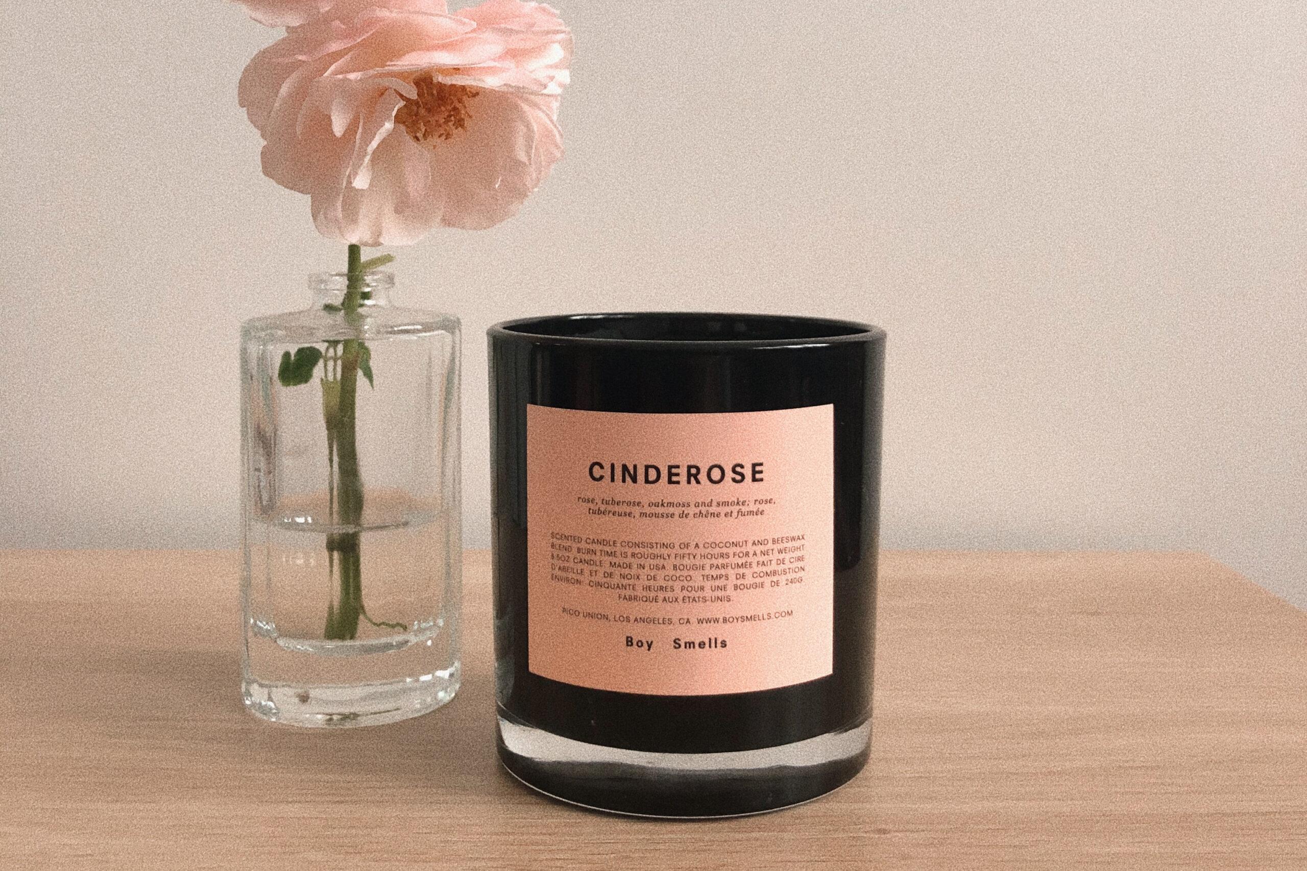 Cinderose by Boy Smells