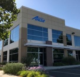 Anda Technologies USA Office