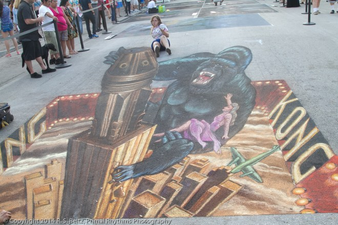 Lake Worth Street Painting Festival 2014 by Array.