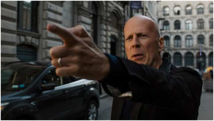 El justiciero Bruce Willis