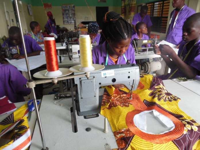 Proyecto solidario Benín