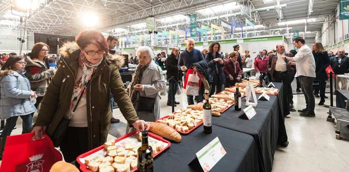 Feria de los Pueblos - pan artesano