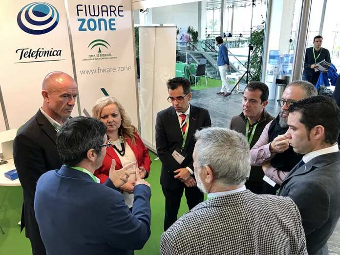 Fiware en Andalucía Digital Week