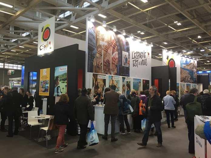 Huelva en el Salon Mundial del Turismo de Paris