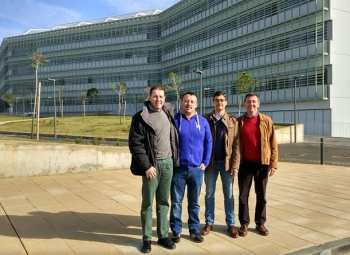 Grupo investigacion Sensor detector gases industria