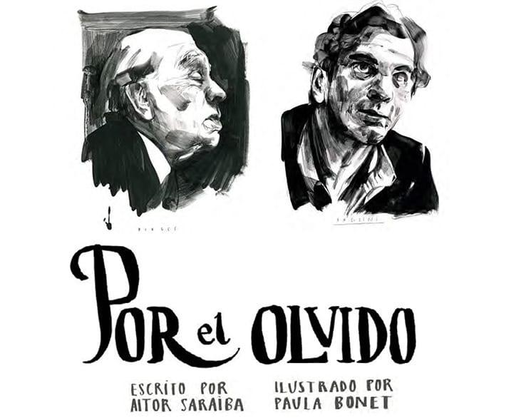 Por el olvido de Aitor Saraiba y Paula Bonet
