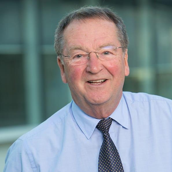Dr. Warren Lenney, experto en pediatría respiratoria y global medical expert de GSK