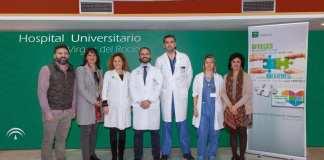 Equipo de trasplantes HUVR 2018