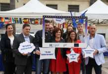 Dia Europa Huelva