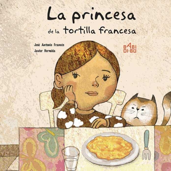 La princesa de la tortilla