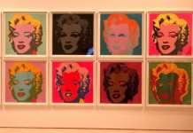 Exposición de Warhol en el Museo Picasso