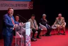 PRIMERA JORNADA TÉCNICA DEL CUARTO CONGRESO INTERNACIONAL DE FRUTOS ROJOS